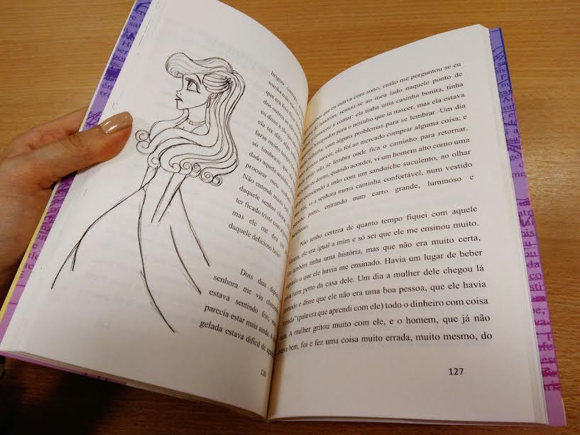 Como foi organizar uma antologia de contos, crônicas e poemas com alunos 10