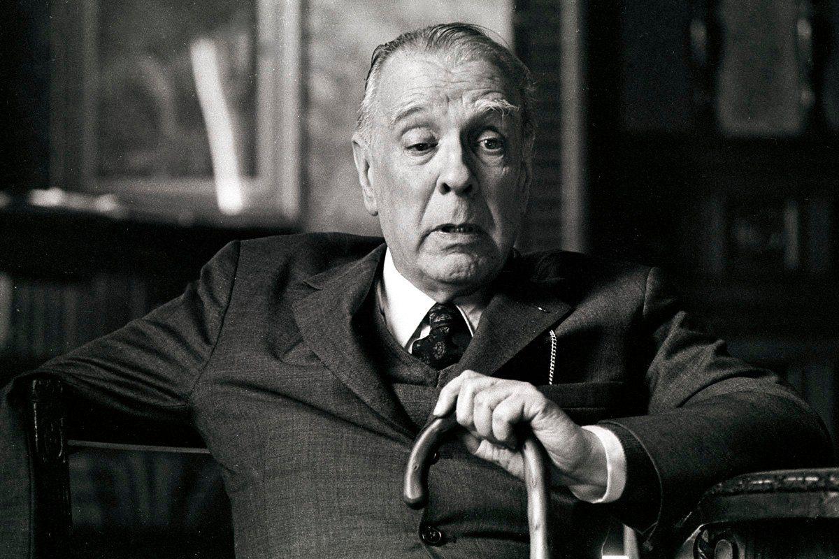 Jorge Luis Borges apresentou um mundo inteiro à própria literatura