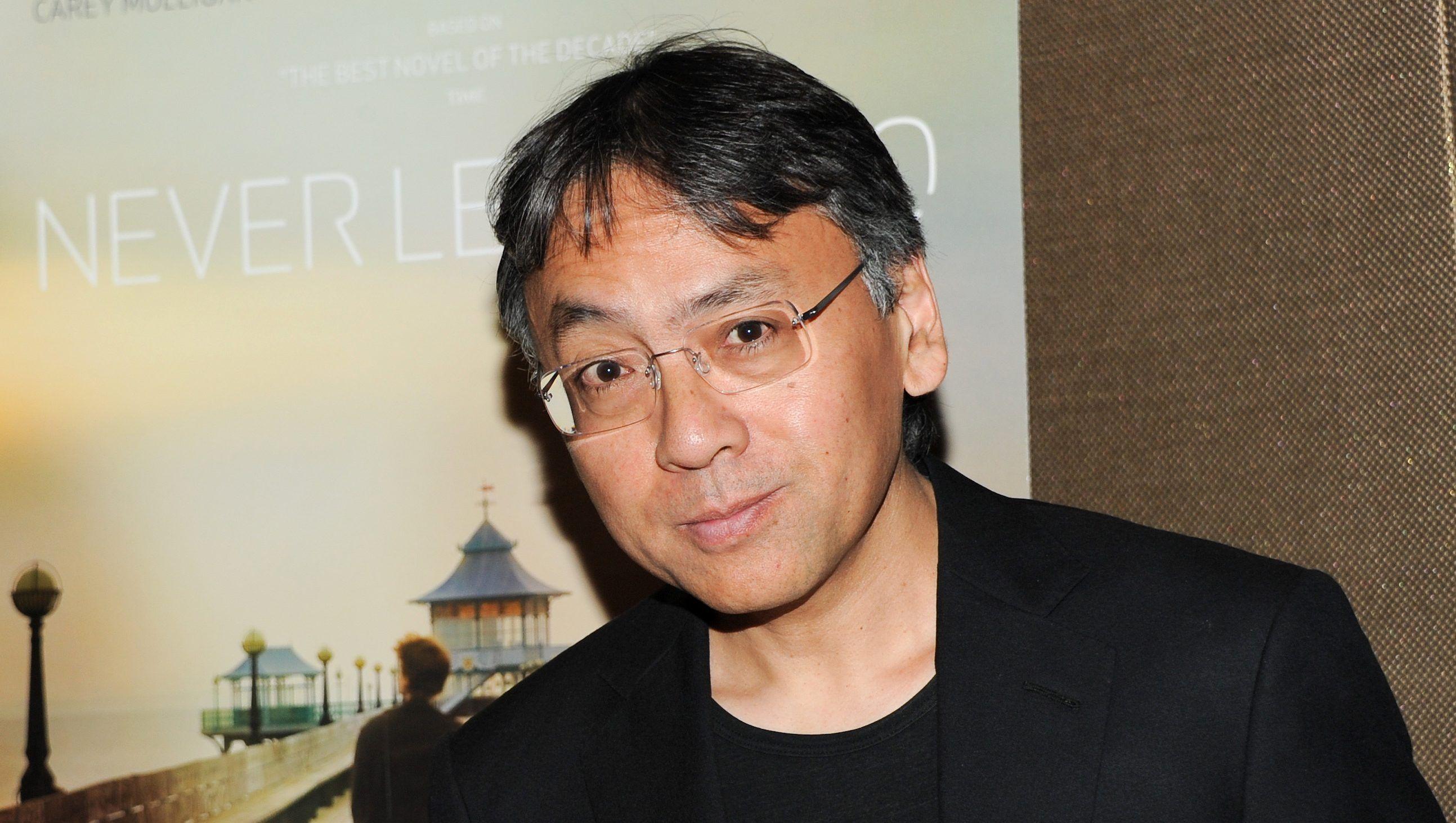15 fatos sobre Kazuo Ishiguro e obras do autor