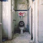 Banheiro de Rodoviária