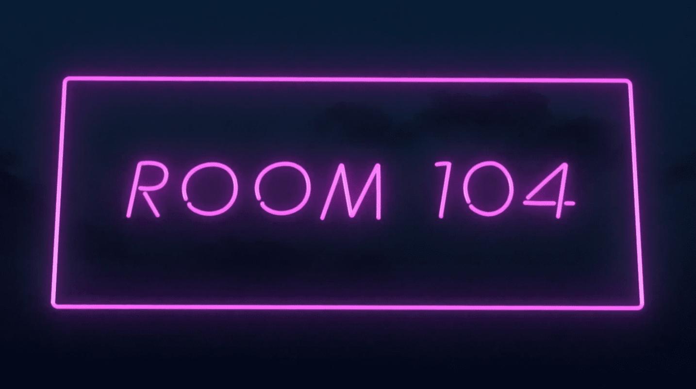 Room 104 é uma aula de roteiro 1