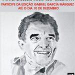 Aberto o edital para a 2ª edição da Revista Recorte Lírico: Edição Gabriel García Márquez