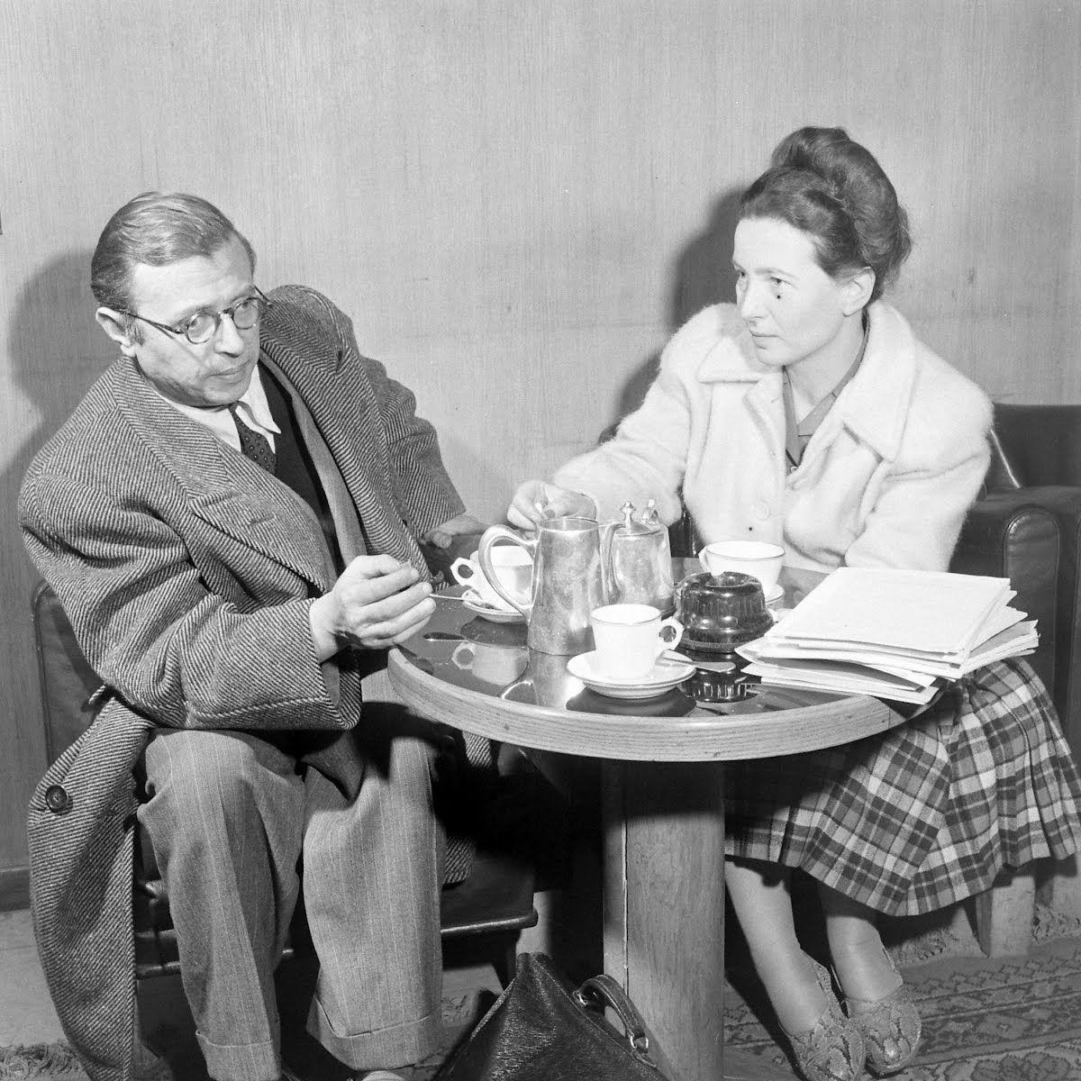 Jean Paul Sartre e os Diários de Guerra