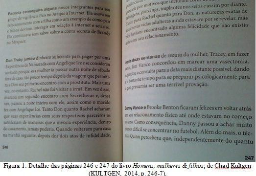 """Linguagens e formas da cultura miltitelar em """"Homens, mulheres & filhos"""""""