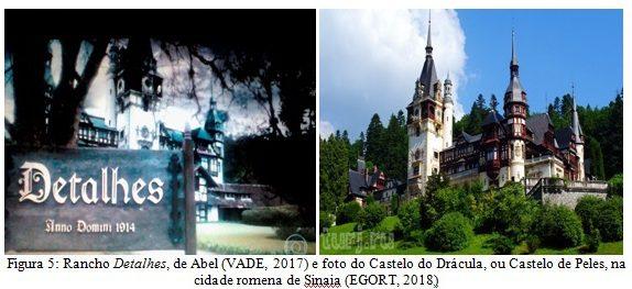 dualidade do novo gotico e pluralidade cross media na minisserie vade retro 5 - Dualidade do novo gótico e pluralidade cross-media na minissérie Vade Retro