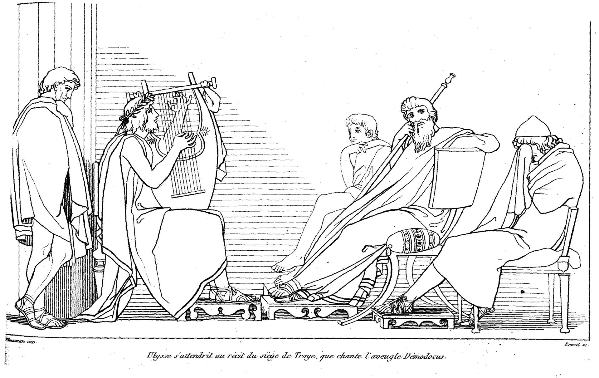 Odisseia e Eneida, o canto dos heróis 2