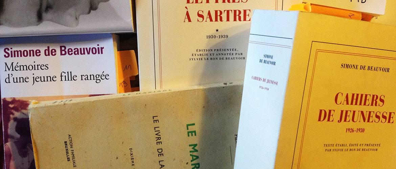 Simone de Beauvoir, As mulheres também choram 1