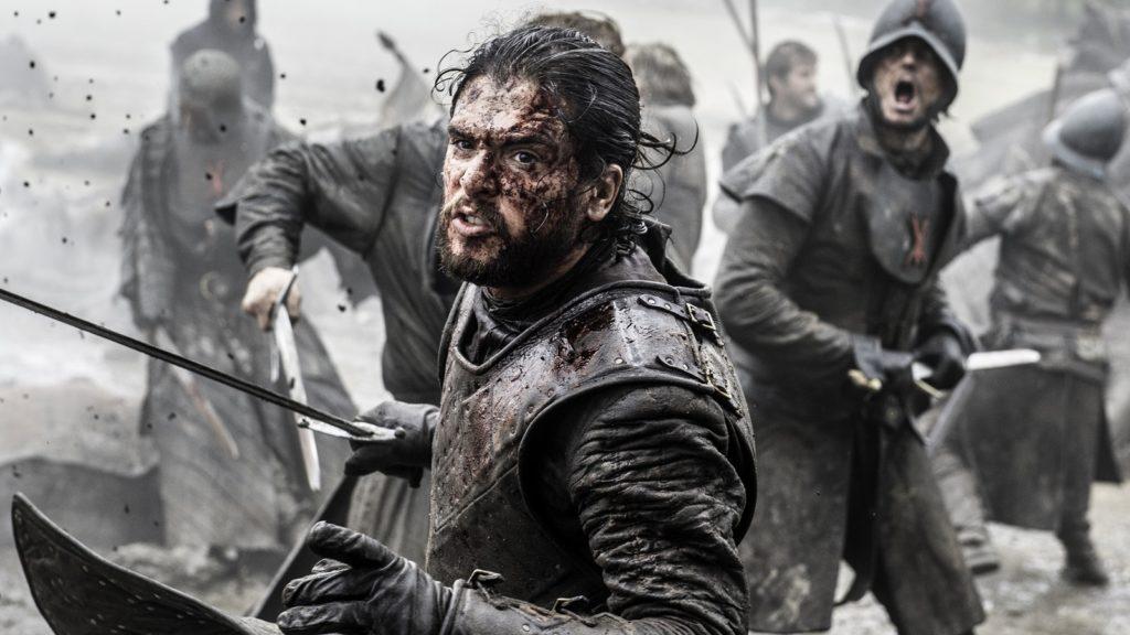 609 Battle of the Bastards 1024x576 - Os Reis Malditos, a grande inspiração de Game of Thrones