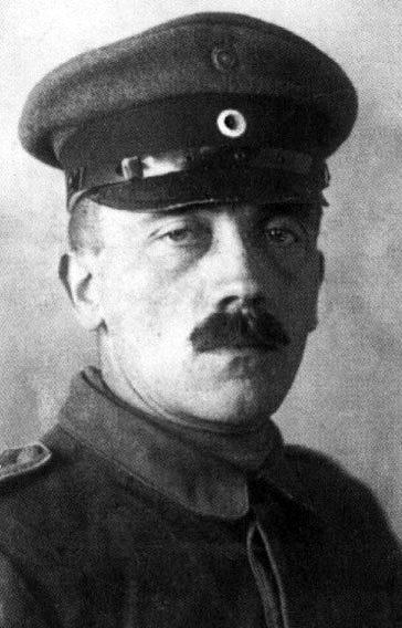 Hitler 1914 1918 - Postal 1, Kafka e Milena, Premonições e profecias