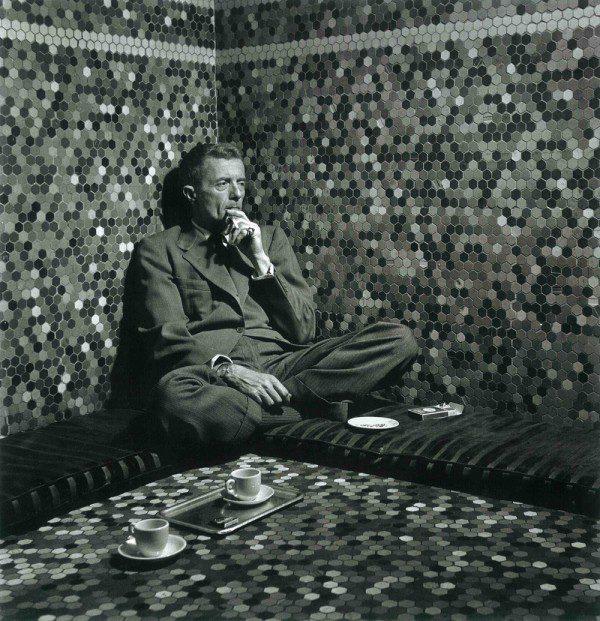 Paul Bissinger 600x621 - Paul Bowles, Um chá no deserto do nosso descontentamento