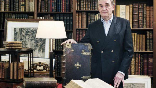 biblioteca 33 - Biblioteca que passou 200 anos oculta é descoberta na Bélgica