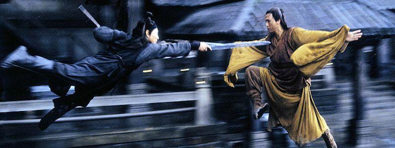"""Herói 1 - A semântica da cor no filme """"Herói"""", de  Zhang Yimou"""