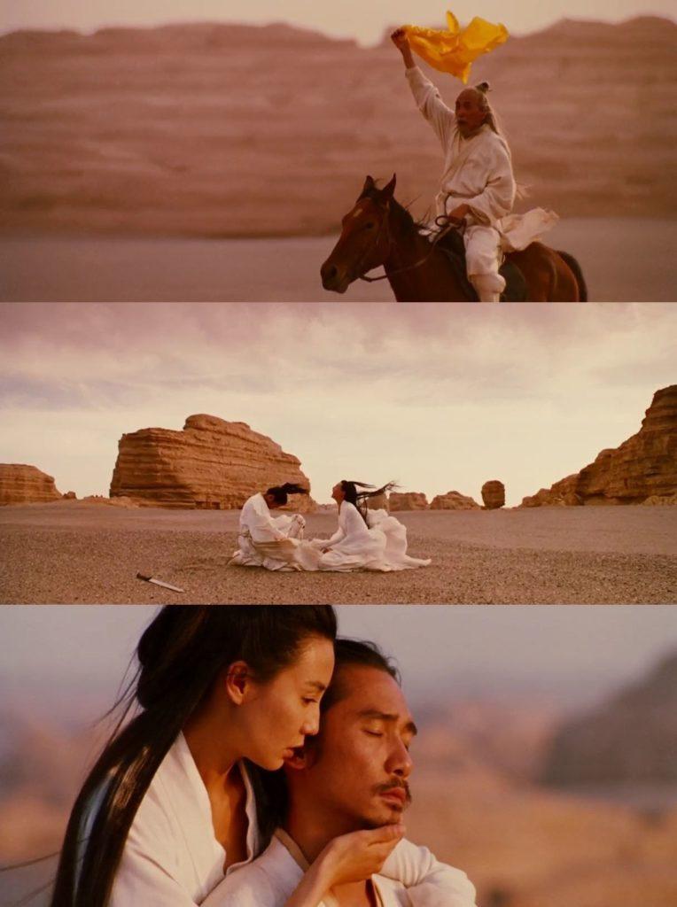 """Herói 4 764x1024 - A semântica da cor no filme """"Herói"""", de  Zhang Yimou"""