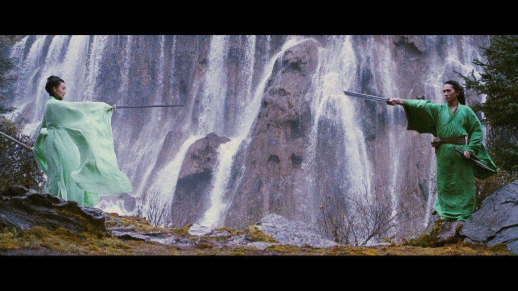 """Herói 5 1024x576 - A semântica da cor no filme """"Herói"""", de  Zhang Yimou"""