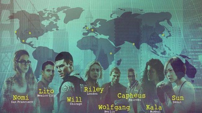 Sense8 1 - Multiespaço e alteridade na série Sense8