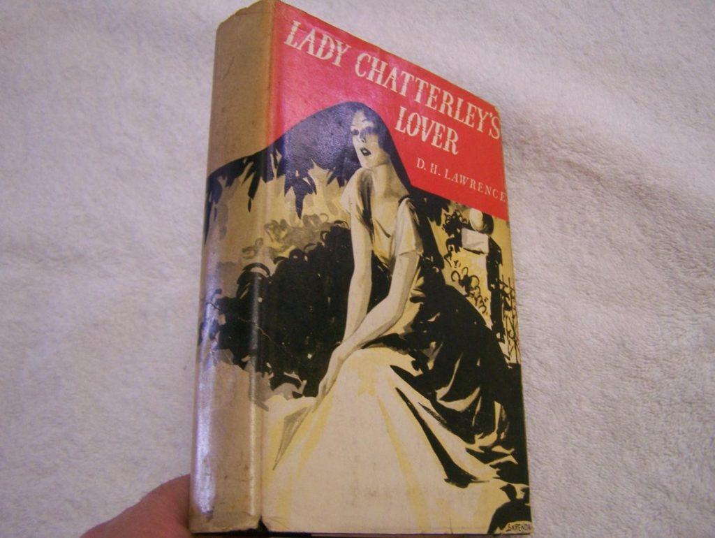 lady chatterleys lover 1928 1st 1 814b47457923b72f1a845228dc3f390b 1024x770 - Lady Chatterley's lover, sexo, palavrões e Literatura