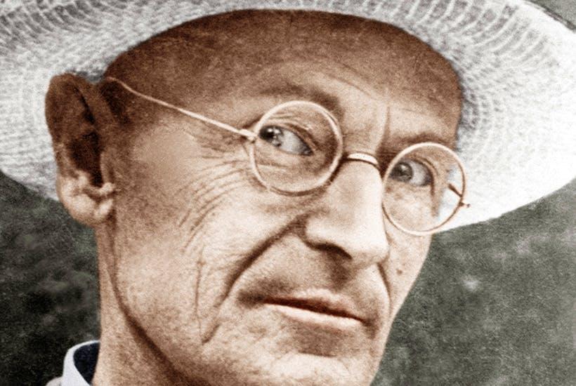 Alternative Hermann Hesse pic - Esses meninos que fugiram