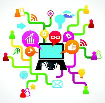 O (ciber)espaço múltiplo e solitário das interfaces digitais