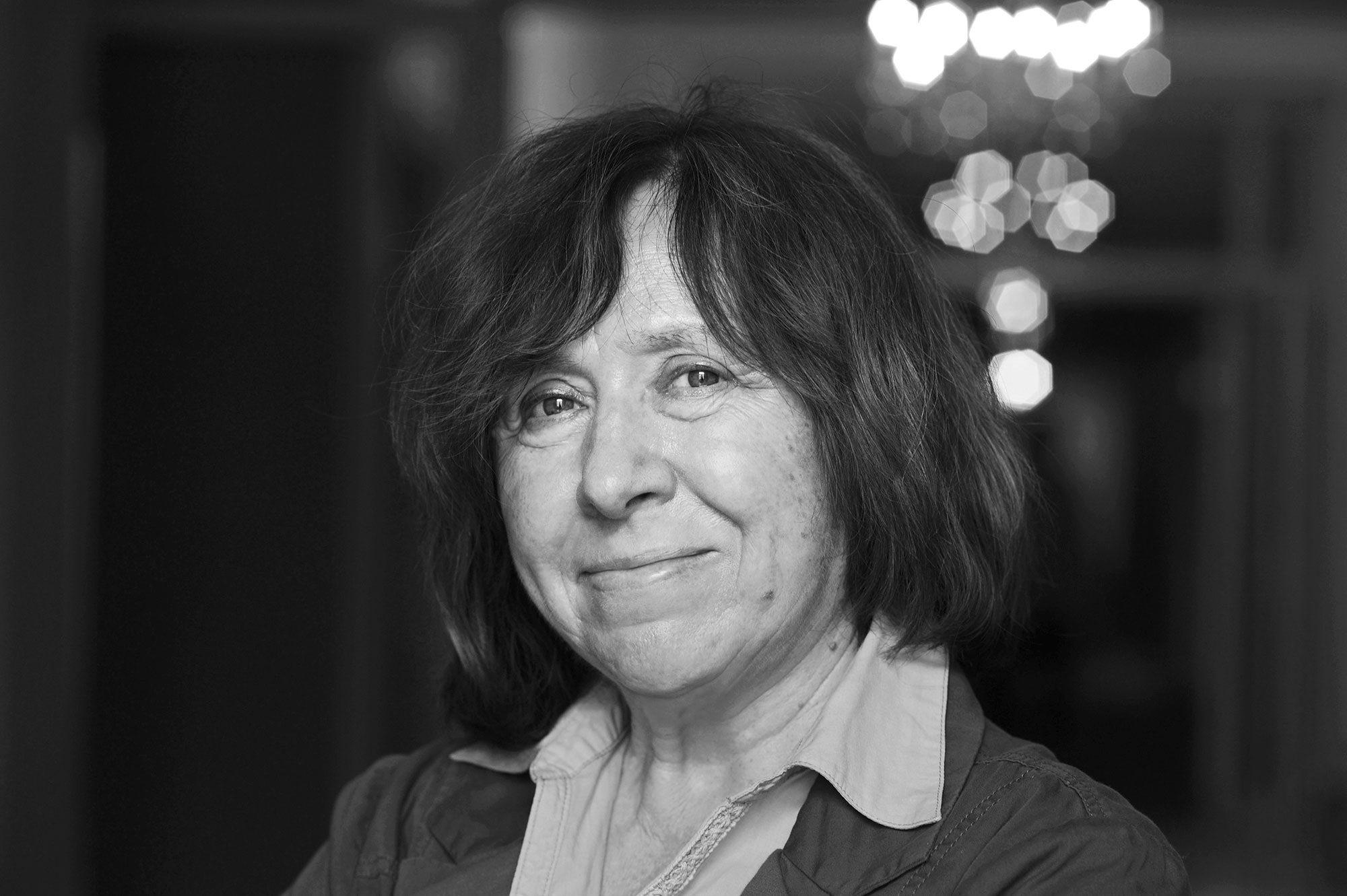 Os romances de vozes de Svetlana Alexievich