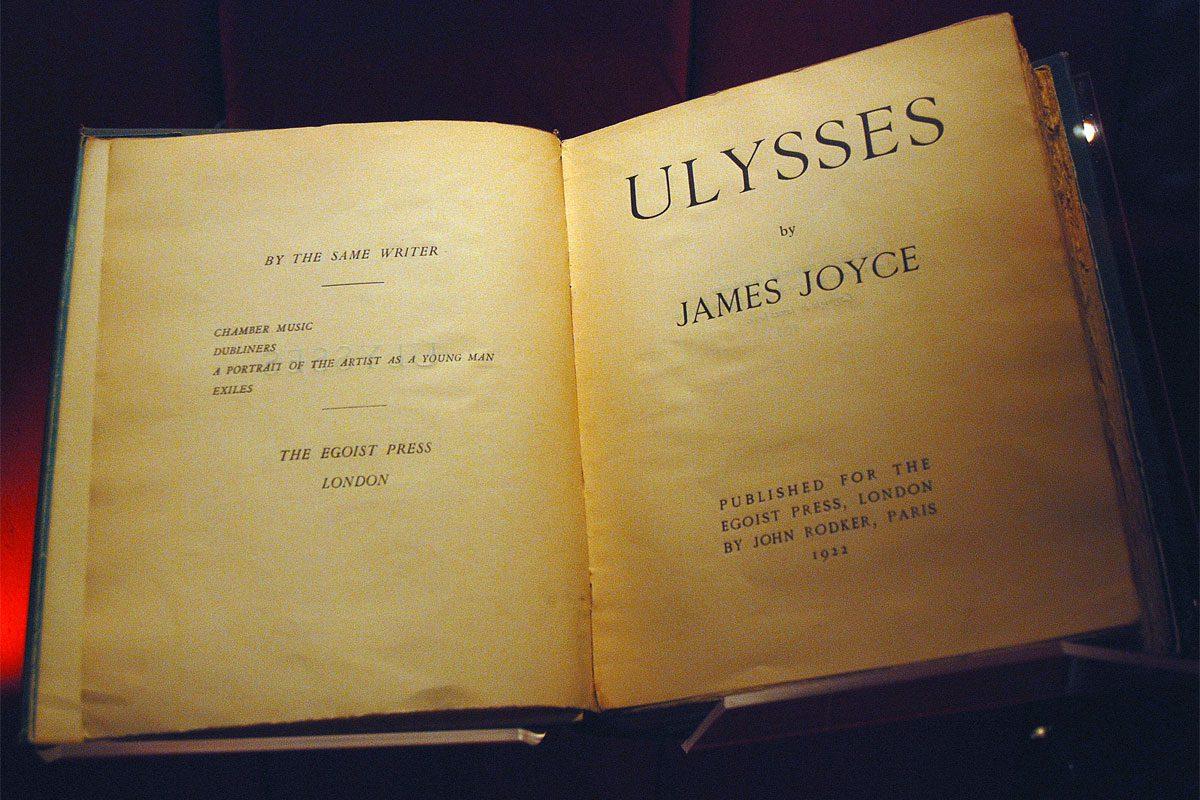 """Um pedaço do inferno: traduzindo um trecho de """"Ulysses"""""""