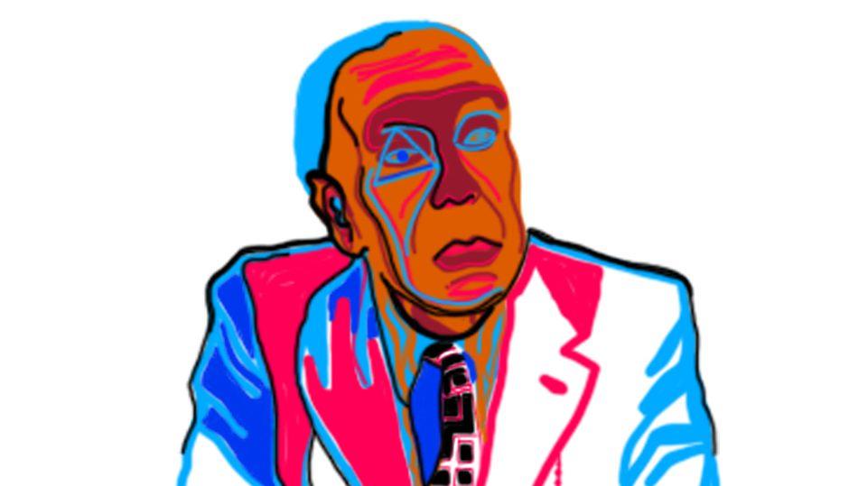 Divulgado os selecionados para a edição Jorge Luis Borges