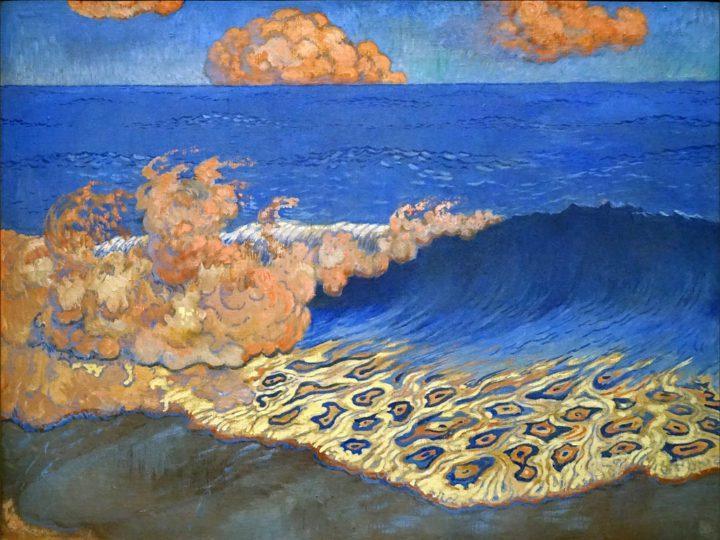 O canto do mar