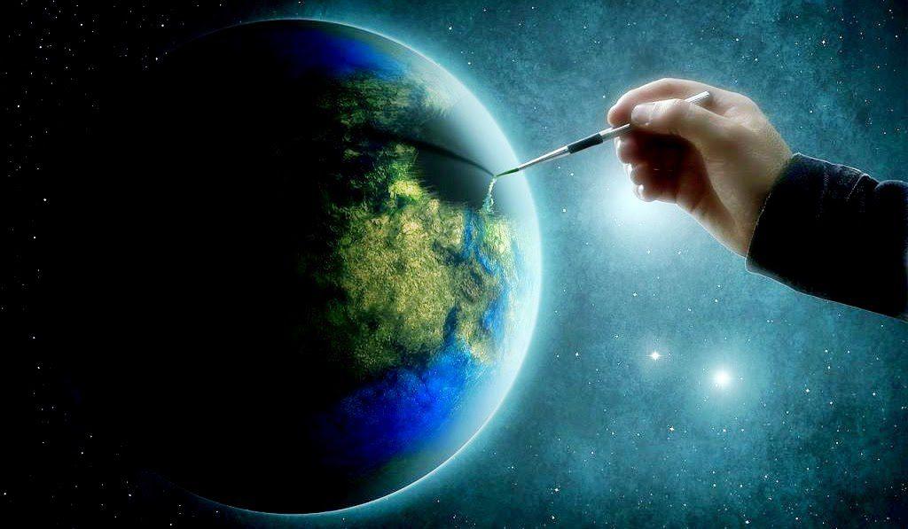 A complexidade de criar mundos fictícios e se tornar um Deus
