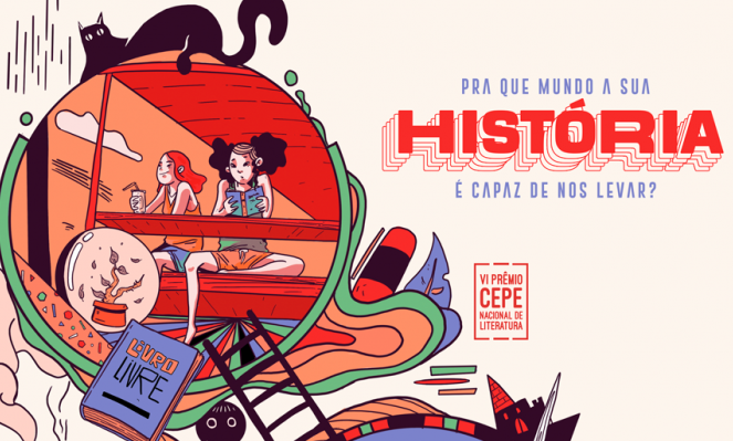 Divulgado o edital do sexto prêmio CEPE nacional de literatura