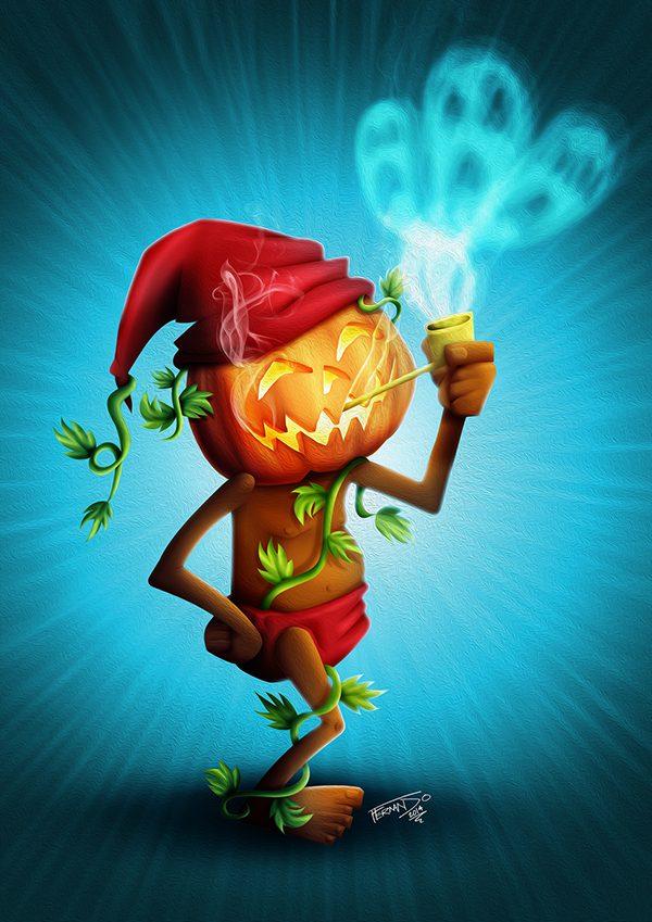 647b7214136715.5627e358197a0 - Atualização dos personagens do folclore brasileiro para dar medo de verdade