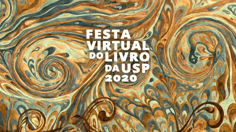 A vez é da USP! Festa virtual do livro edição 2020
