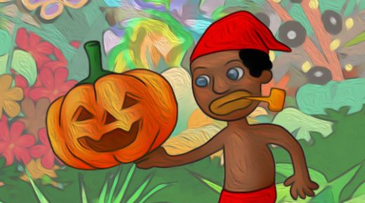 Atualização dos personagens do folclore brasileiro para dar medo de verdade