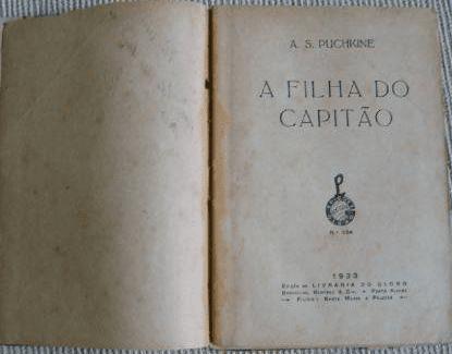Pushkin edicoes antigas 1 - Algumas notas sobre Pushkin (parte 3 - final)