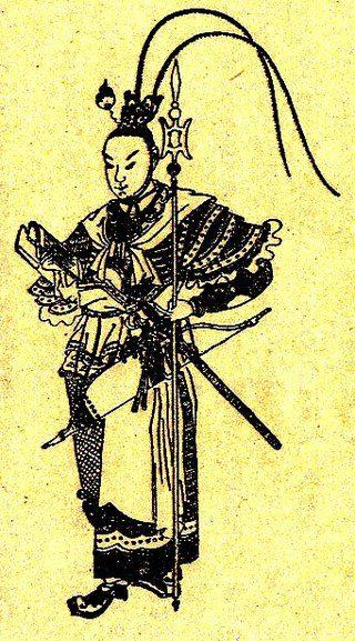 320px Lu Bu Portrait - O Romance dos Três Reinos - Parte 2 - Educação e Imitação
