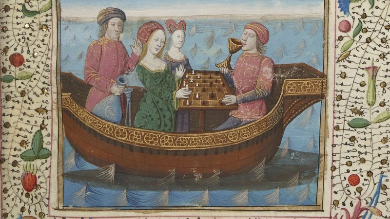 Cultura literária medieval (2)