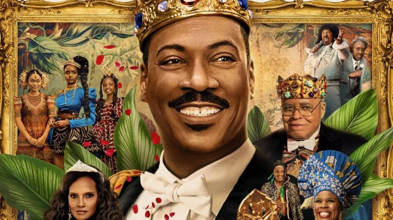 """""""Um príncipe em Nova York"""" foi o primeiro Pantera Negra que vi"""