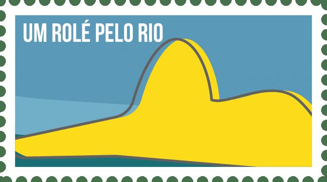 """Seu """"rolé"""" pelo Rio prorrogado até o dia 15 de abril."""