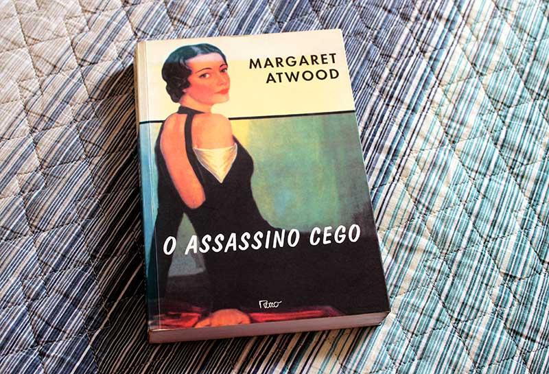 o assassino cego margaret atwood2 - Principais livros da Literatura Contemporânea (1970 - Hoje)