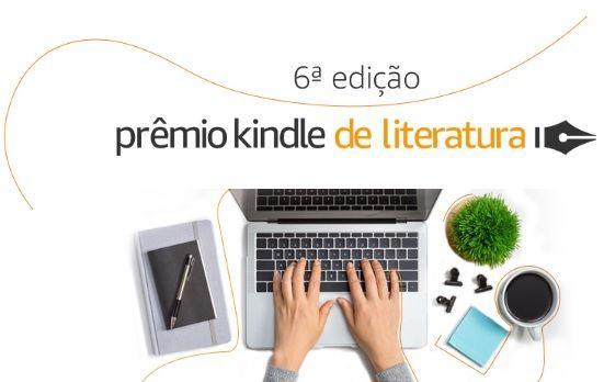 A Amazon e o Grupo Editorial Record convidam: vem aí a 6ª edição do Prêmio Kindle de Literatura