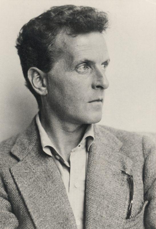 Ludwig Wittgenstein - A (má) influência de um filósofo bigodudo sobre dois filósofos ranzinzas