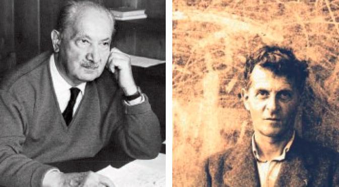 NSJALRAFGRGZRDWUBPJOEBTNSQ - A (má) influência de um filósofo bigodudo sobre dois filósofos ranzinzas