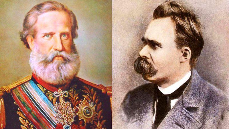 O encontro (real) entre Nietzsche e Dom Pedro II