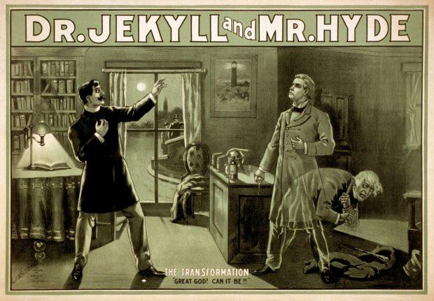 dr jekyll and mr hyde - Que raios é um signo? (Isto não tem nada a ver com astrologia!)