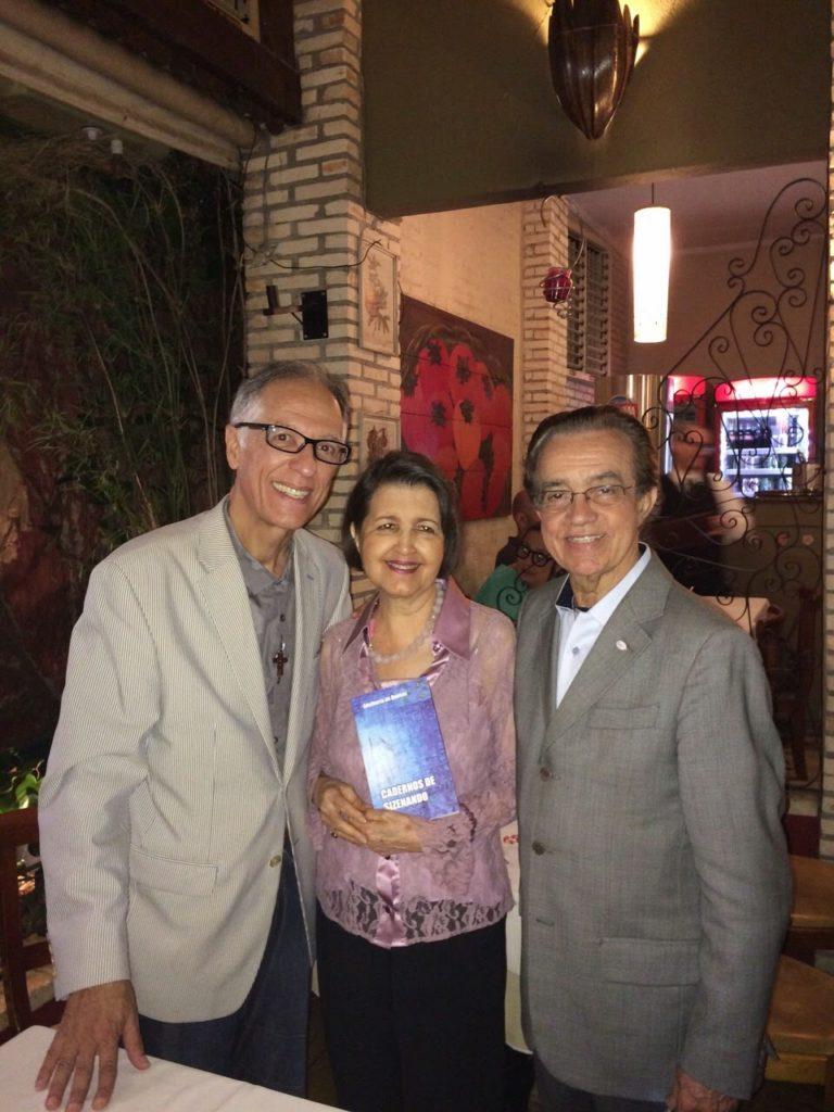 Sonia Maria Eu e J Evaristo 768x1024 - Rondando as fronteiras do Sagrado